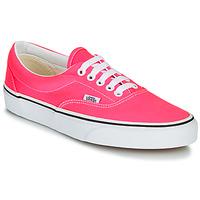 Schoenen Dames Lage sneakers Vans ERA NEON Roze