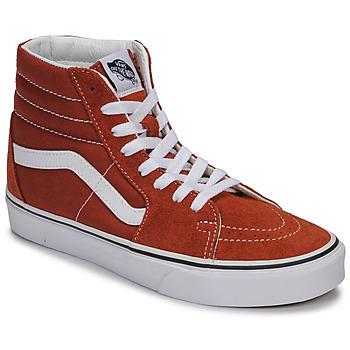 Schoenen Hoge sneakers Vans SK8-Hi Roest