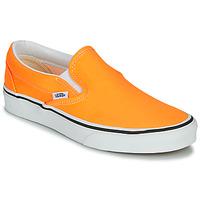 Schoenen Dames Instappers Vans CLASSIC SLIP-ON NEON Oranje
