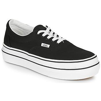 Schoenen Dames Lage sneakers Vans Super ComfyCush Era Zwart