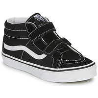 Schoenen Kinderen Hoge sneakers Vans JN SK8-Mid Reissue V Zwart / Wit