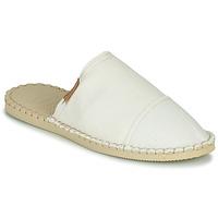 Schoenen Dames Leren slippers Havaianas ORIGINE FREE Beige