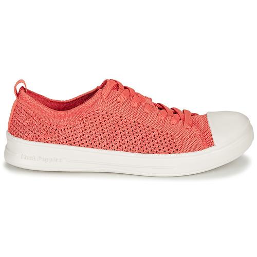 Sunny K4701 Sa4 Hush Puppies Lage Sneakers Dames Roze vEEmjAXP