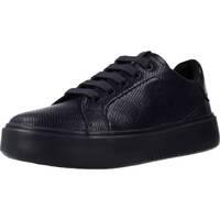 Schoenen Dames Lage sneakers Geox D NHENBUS Blauw