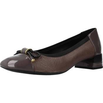 Schoenen Dames pumps Geox D CHLOO MID Bruin