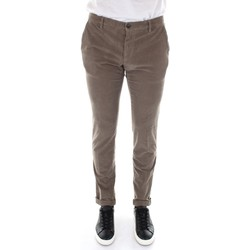 Textiel Heren Chino's Mason's 9PN2A4973-VBE011 Brown