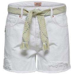 Textiel Dames Korte broeken / Bermuda's Only  Multicolour