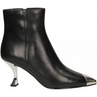 Schoenen Dames Enkellaarzen What For BREE black