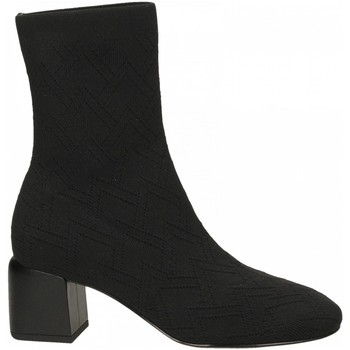 Schoenen Dames Enkellaarzen What For LYKEA black