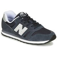 Schoenen Lage sneakers New Balance 373 Marine