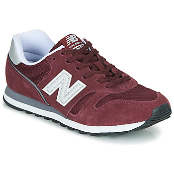 Schoenen Lage sneakers New Balance 373 Bordeau