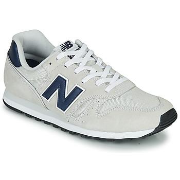 Schoenen Lage sneakers New Balance 373 Beige / Marine