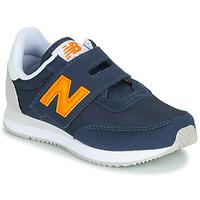 Schoenen Kinderen Lage sneakers New Balance 720 Marine / Geel