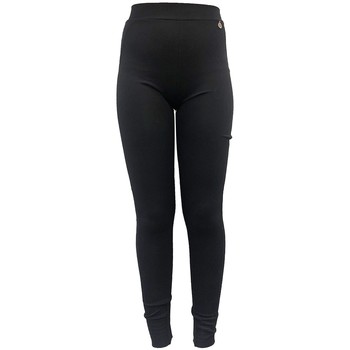Textiel Dames Leggings Rich & Royal Legging Noir 13Q917 Zwart