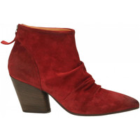 Schoenen Dames Enkellaarzen Mat:20 SAYO rosso-barolo