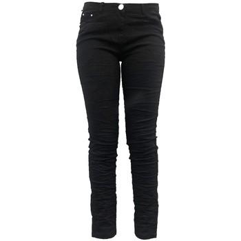 Textiel Dames Losse broeken / Harembroeken Dress Code Pantalon C601 Noir Zwart