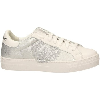 Schoenen Dames Lage sneakers Nira Rubens MARTINI CUORE MOON LIGHT silver