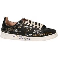 Schoenen Dames Lage sneakers Nira Rubens DAIQUIRI STELLA BOA WRITER nero