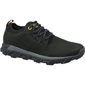 Schoenen Heren Sneakers Caterpillar Electroplate Leather Noir