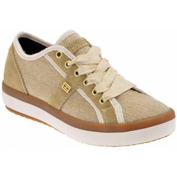 Schoenen Dames Lage sneakers Tommy Hilfiger  Goud