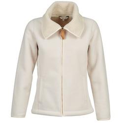 Textiel Dames Fleece Aigle IDESIA Creme