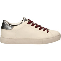 Schoenen Dames Lage sneakers Crime London BEAT 10-white-bianco