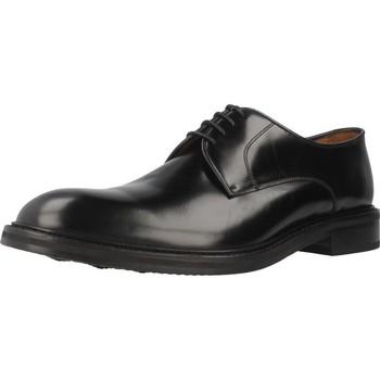 Schoenen Heren Derby Lottusse L6710 Zwart