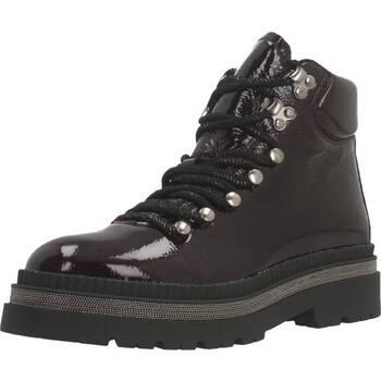 Schoenen Dames Laarzen Alpe 4427 53 Rood