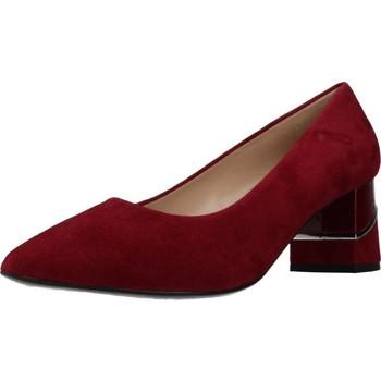 Schoenen Dames Derby & Klassiek Argenta 5107 3 Rood
