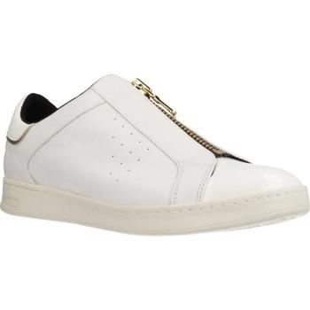 Schoenen Dames Lage sneakers Geox D JAYSEN Wit
