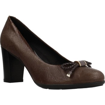 Schoenen Dames pumps Geox D ANNYA Bruin