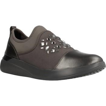 Schoenen Dames Lage sneakers Geox D THERAGON Grijs