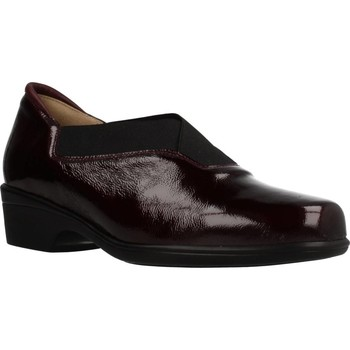 Schoenen Dames Mocassins Piesanto 195608 Rood