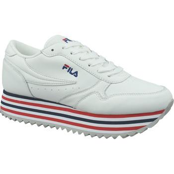 Schoenen Dames Lage sneakers Fila Orbit Zeppa Stripe Wmn  1010667-02P