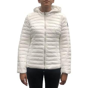 Textiel Dames Mantel jassen LPB Woman Les Petites bombes Doudoune Capuche Blanc W19V8508 Wit
