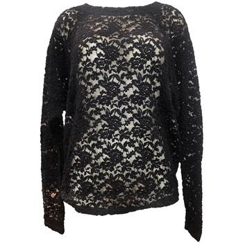 Textiel Dames Tops / Blousjes Charlie Joe Top ZUCCA Noir Zwart