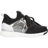Schoenen Meisjes Lage sneakers Nero Giardini A830650F Black