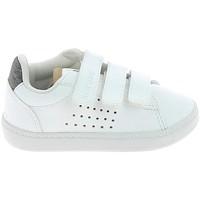 Schoenen Lage sneakers Le Coq Sportif Courtstar BB Blanc Wit