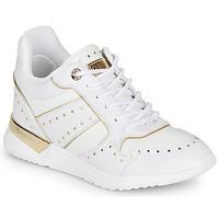 Schoenen Dames Lage sneakers Guess FL5REJ-ELE12-WHITE Wit