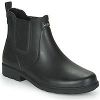 Schoenen Heren Regenlaarzen Aigle CARVILLE Zwart