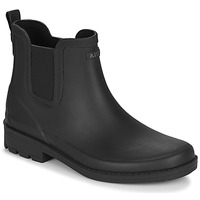Schoenen Dames Regenlaarzen Aigle CARVILLE Zwart