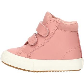 Schoenen Meisjes Hoge sneakers Converse 76198 Pink