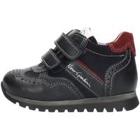 Schoenen Jongens Hoge sneakers NeroGiardini A724350M Blue