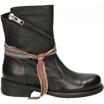 Schoenen Dames Enkellaarzen Felmini TARGOFF 18 black