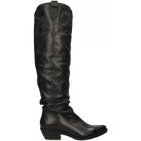 Schoenen Dames Hoge laarzen Felmini LAVADO black