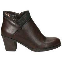Schoenen Dames Low boots Deity YSY16573-ME Marron