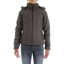 Textiel Heren Wind jackets Yes Zee J834-L700 Antracite