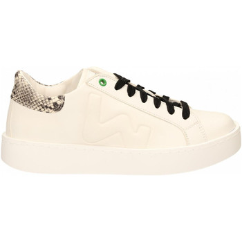 Schoenen Dames Lage sneakers Womsh CONCEPT ROCK white