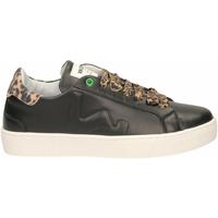 Schoenen Dames Lage sneakers Womsh SNIK black-leopard