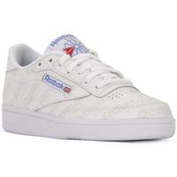 Schoenen Heren Lage sneakers Reebok Sport CLUB C 85 EL Bianco